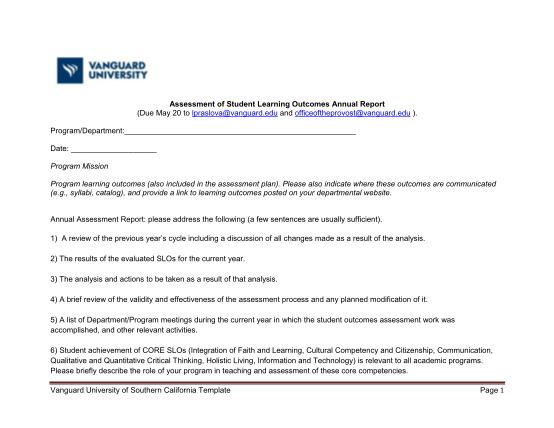 348609017-bannual-assessmentb-report-templates