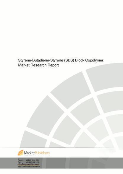 36824578-styrene-butadiene-styrene-block-copolymer-market