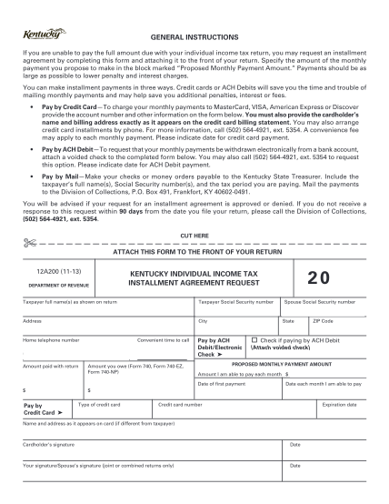 36829006-ks-f-12a200pdf-form-12a200-kentucky-individual-income-tax-installment