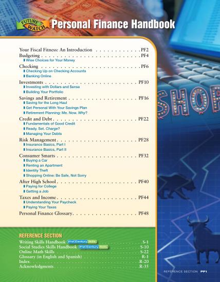 37564989-fillable-personal-finance-handbook-pearson-form