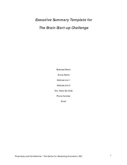 376101584-executive-summary-template-for-the-brain-start-up-challenge-neurostartupchallenge