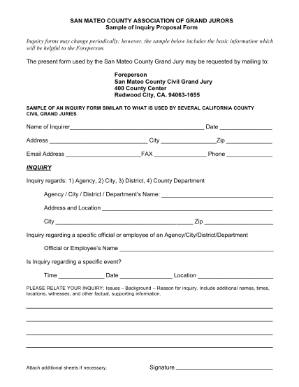 38513160-letter-of-complaint-form-pdf-san-mateo-county-co-sanmateo-ca