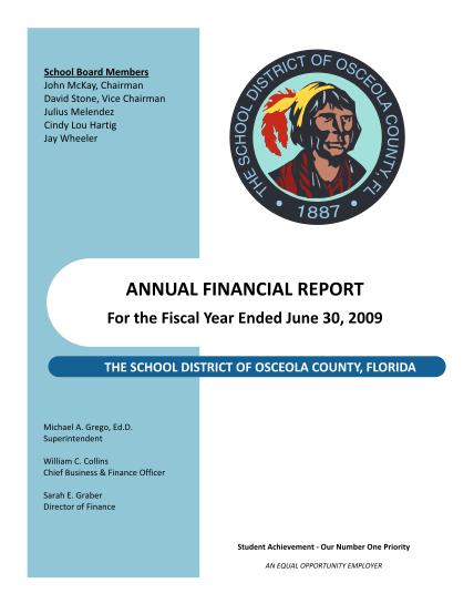 38753488-annual-financial-report-unaudited-osceola-county-school-district-osceola-k12-fl