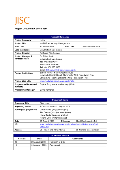 39058917-project-document-cover-sheet-jisc-ac