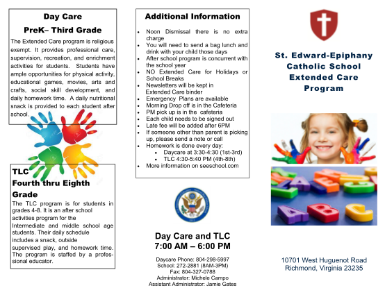 390875983-2016-2017-daycare-brochurepdf-2016-2017-daycare-brochure-and-registration-form-st-edward
