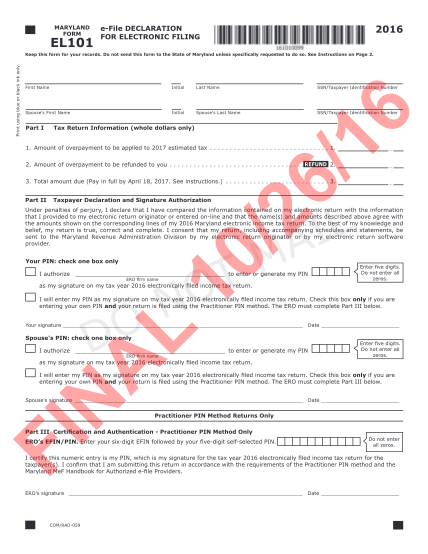 392238905-el101pdf-do-not-mail-maryland-tax-forms-and-instructions