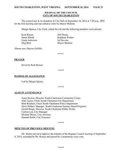 395484057-south-charleston-west-virginia-september-18-2014-page-21-journal-of-the-council-city-of-south-charleston-the-council-met-in-its-chambers-in-city-hall-on-september-18-2014-at-730-p