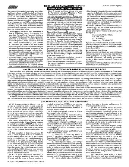 40011721-dl51pdf-medical-examination-report-dl-51-pdf-california-department-apps-dmv-ca