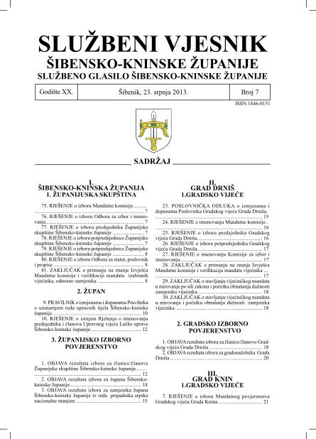 406446953-ibenskokninska-upanija-ii-sibensko-kninska-zupanija