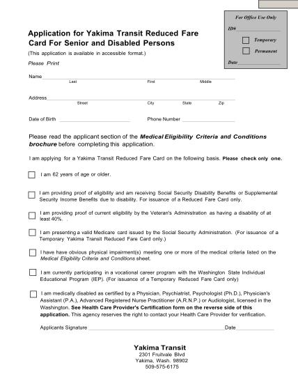40983144-dar-reduced-farepdf-application-for-yakima-transit-reduced-fare-card-for-senior-and-yakimatransit
