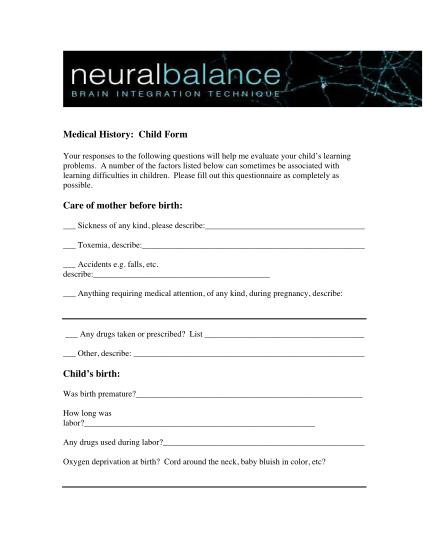 40993451-child-medical-history-formpdf-child-medical-history-form-pdf-neuralbalanceorg