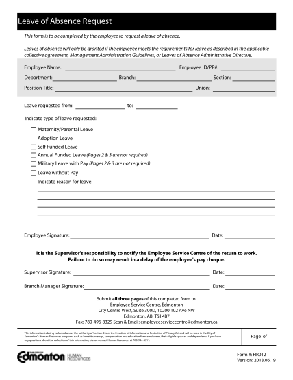 41561210-012_leave_of_absence_requestpdf-leave-of-absence-request-form-all-leaves-city-of-edmonton