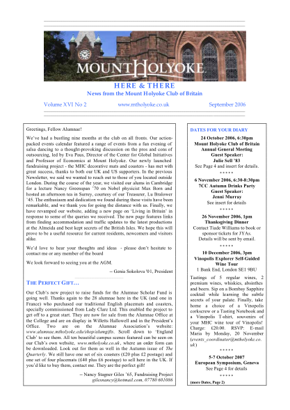 432405117-mhcob-newsletter-sep06-full-mailing-packet-alumnae-association-aamhc