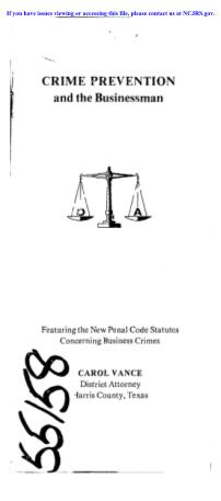 432480811-crime-prevention-and-the-businessman-national-criminal-ncjrs