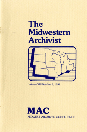 43348903-the-midwestern-archivist-volume-xvi-number-2-1991-mac-midwest-archives-conference-issn-0363-888x-the-midwestern-archivist-volume-xvi-number-2-1991-contents-articles-the-impact-of-the-marc-amc-format-on-archival-education-and-employmen
