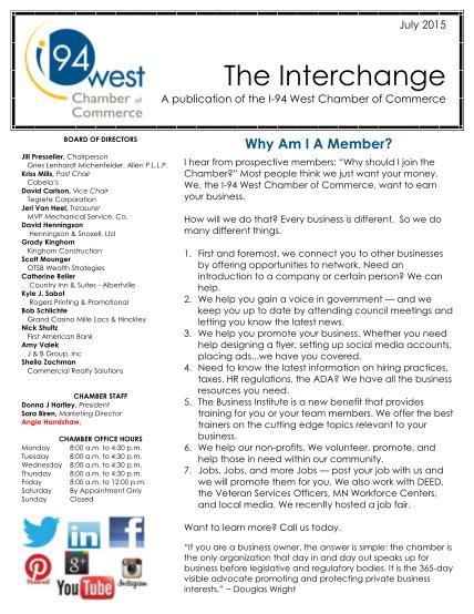 451718479-july-2015-mailing-newsletter-i-94-west-chamber-of-commerce-i94westchamber