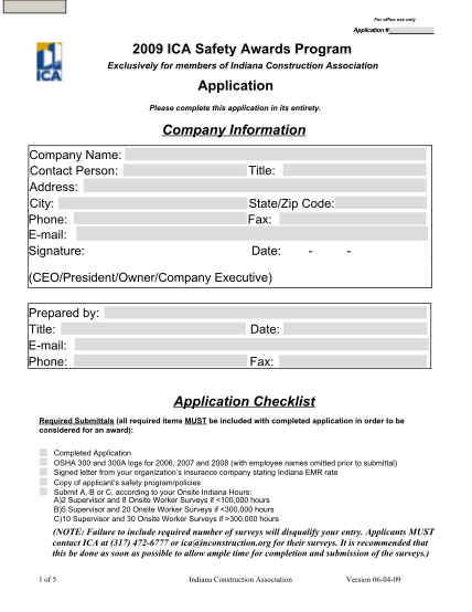 45397988-2009-ica-safety-awards-program-application-company-information-news-inconstruction