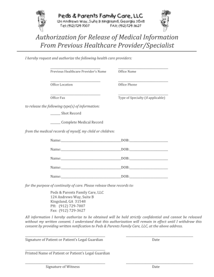 463112592-authorization-for-release-of-medical-information-from-previous-healthcare-providerspecialist-i-hereby-request-and-authorize-the-following-health-care-providers-previous-healthcare-providers-name-office-name-office-fax-type-of-specialt