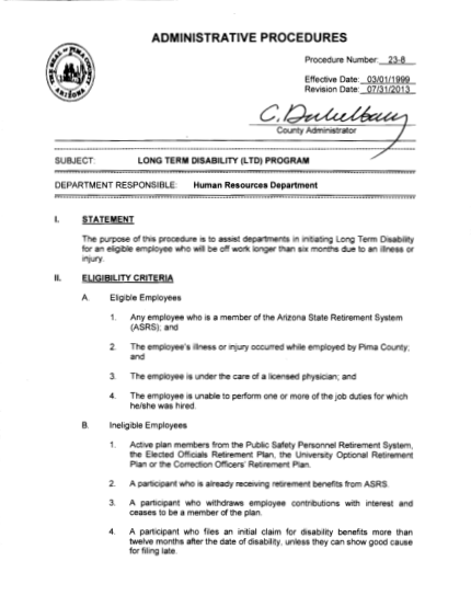 48537456-administrative-procedures-manual-table-of-contents-pima-county