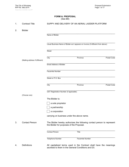 490178125-9622014-proposal-submission-page-1-of-17-template-version-gr120140606-goods-rfp-form-a-proposal-see-b8-1-winnipeg