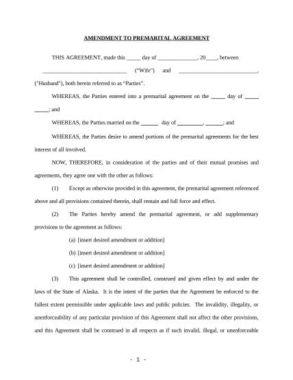 497293729-amendment-to-prenuptial-or-premarital-agreement-alaska