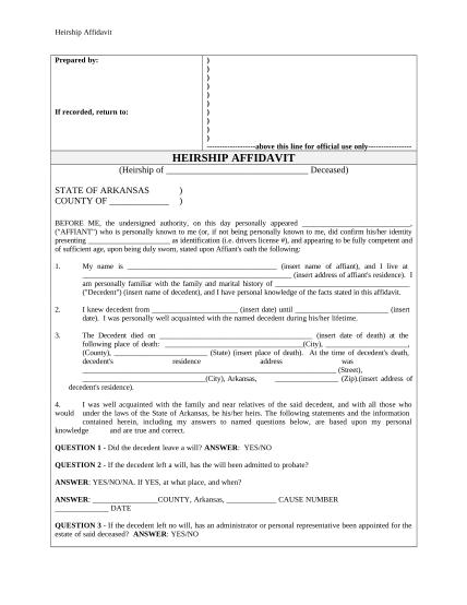497296341-heirship-affidavit-descent-arkansas