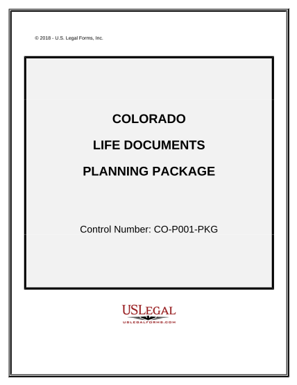 497300638-life-documents-planning-package-including-will-power-of-attorney-and-living-will-colorado