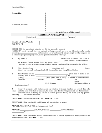 497302009-heirship-affidavit-descent-delaware