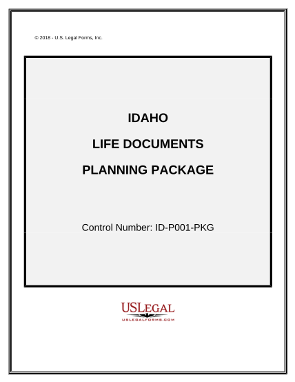 497305776-life-documents-planning-package-including-will-power-of-attorney-and-living-will-idaho