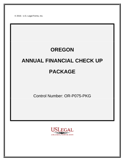 497324213-annual-financial-checkup-package-oregon