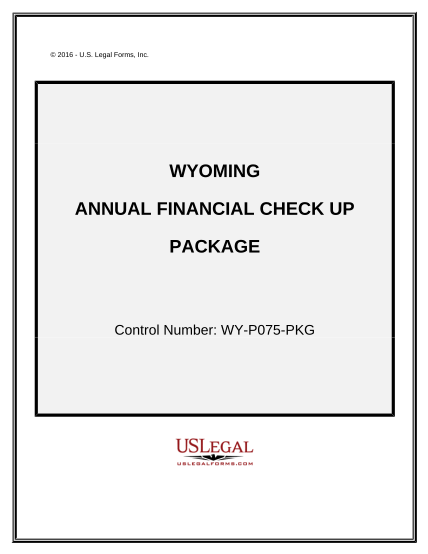 497432639-annual-financial-checkup-package-wyoming