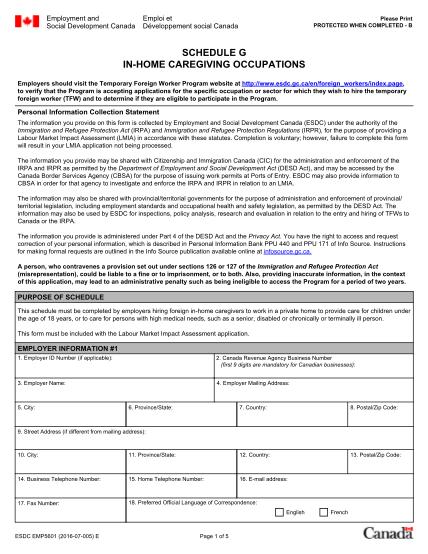 501297427-esdc-emp56012016-07-005epdf-schedule-g-in-home-caregiving-occupations-servicecanada-gc
