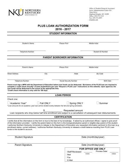 502449862-plus-loan-authorization-form-2016-2017-financialaid-nku