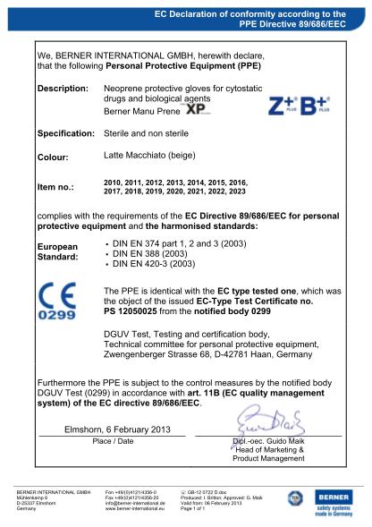 54182114-ec_declaration_neoprene_glovepdf-ec-declaration-of-conformity-neoprene-protective-glove