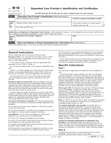 5434142-fillable-form-w-10-rev-august-2009