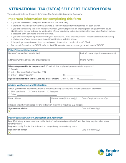 54542303-international-tax-fatca-self-certification-form-empire-life-empire