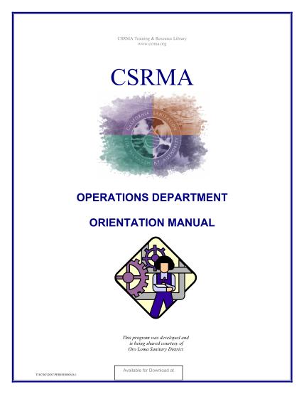 55407603-csrma-sample-new-employee-orientation-program-operations