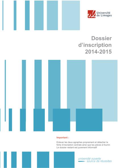 55854853-dossier-d39inscription-2014-2015-universit-de-limoges