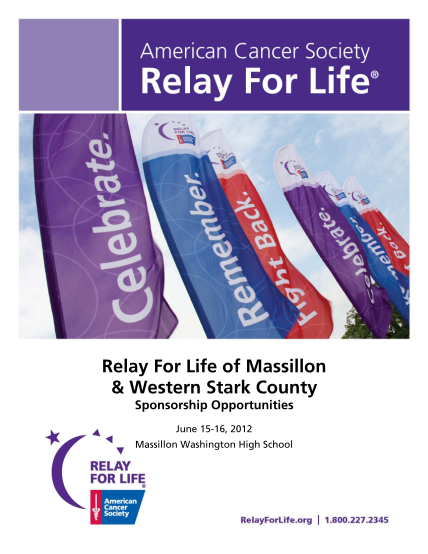 55970780-fy12-massillon-sponsorship-packet-111011-final-relay-for-life-relay-acsevents
