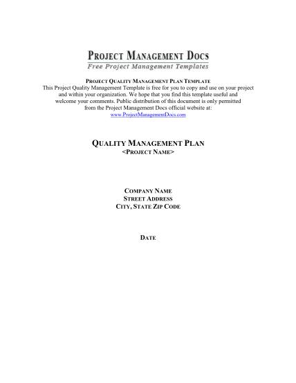 56253297-quality-management-plan-template-project-management