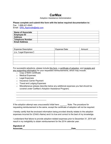 57325781-adoption-assistance-reimbursement-request-form-carmax