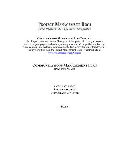 58555196-communications-management-plan-template-project