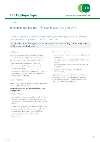 60019917-insurance-application-life-events-and-salary-increase-form