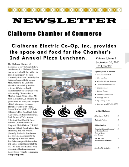61067662-newsletter-3nd-qt-3905-claiborne-parish-louisiana