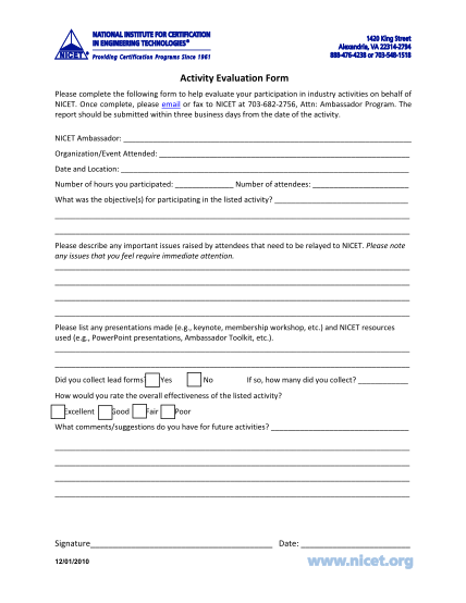 62593212-activity-evaluation-form-nicet-nicet
