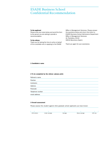 65194846-fillable-esade-recommendation-letter-form