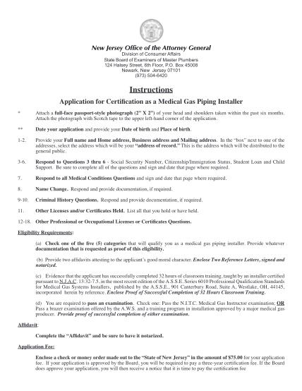 65546-fillable-medical-gas-certification-nj-form-nj