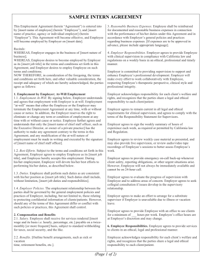 6923-fillable-sample-employment-intern-agreement-form-camft
