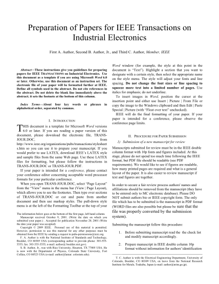 6987011-fillable-ieee-transactions-on-industrial-electronics-template-form-tie-ieee-ies