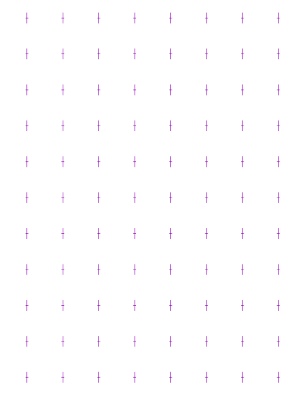 700397860-cross-grid-1-inch-asymmetrical-graph-paper